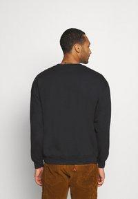 Topman - Sweatshirt - black - 2