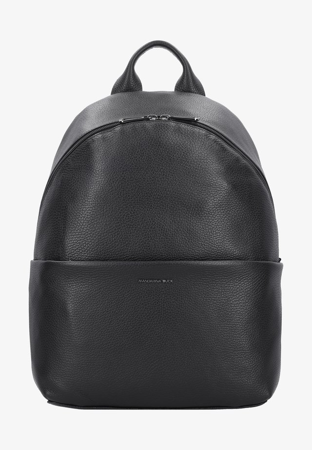 MELLOW LEATHER - Sac à dos - nero