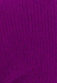 BDG Urban Outfitters - NOORI TIE FRONT CARDI - Gilet - purple - 2