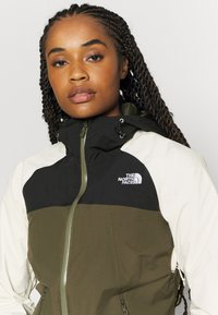 The North Face - STRATOS JACKET - Hardshell jacket - khaki - 4
