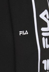 Fila Plus - TAINI TAPED PANT - Kangashousut - black - 5