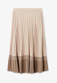 Falconeri - A-line skirt - naturale - 3