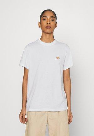 MAPLETON TEE - Basic T-shirt - white