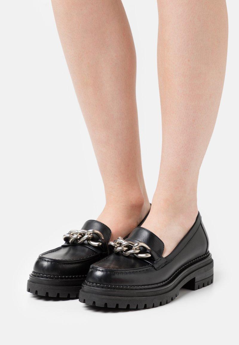 Minelli - Slip-ons - noir