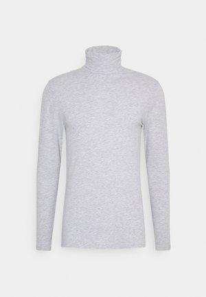 Bluzka z długim rękawem - mottled grey