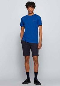 BOSS - TALES - Basic T-shirt - blue - 1