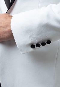dobell - TUXEDO - Suit jacket - white - 4
