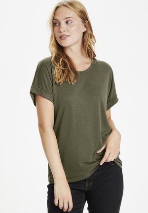 KAJSA - Basic T-shirt - sea turtle
