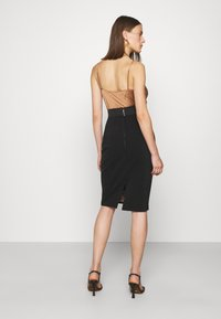 Elisabetta Franchi - Pencil skirt - nero - 2