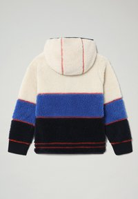 Napapijri - YUPIK H - Fleece jacket - whitecap gray - 1