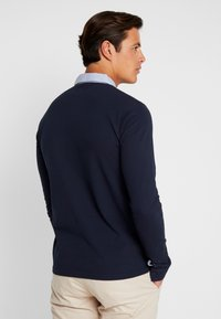 CELIO - NETED - Polo shirt - navy blue - 2