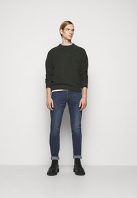 PS Paul Smith - Slim fit jeans - dark blue denim