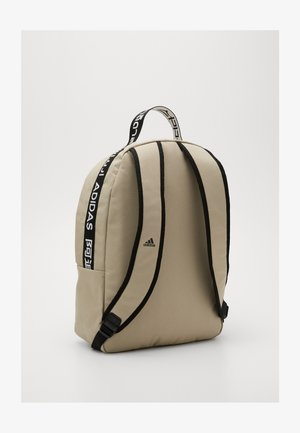 3 STRIPES BACK TO SCHOOL SPORTS BACKPACK UNISEX - Plecak - savann/black