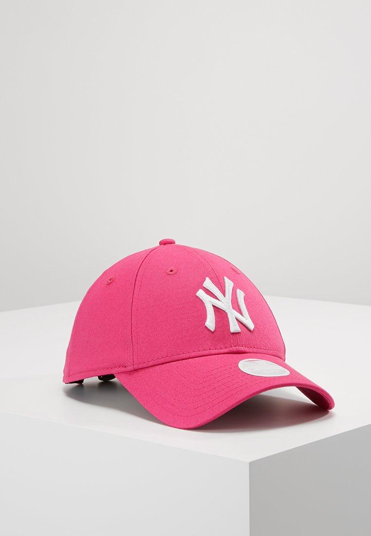 New Era - Czapka z daszkiem - yankees pink/optic white