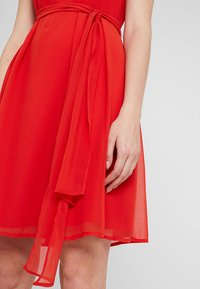 Esprit Collection - NEW FLUID - Cocktailkleid/festliches Kleid - orange red - 5