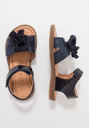 AGNES - Sandals - marine