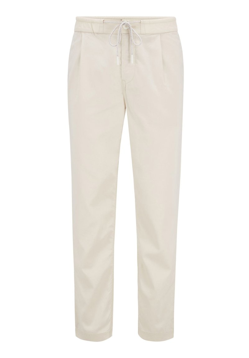 BOSS - SYMOON - Trousers - light beige