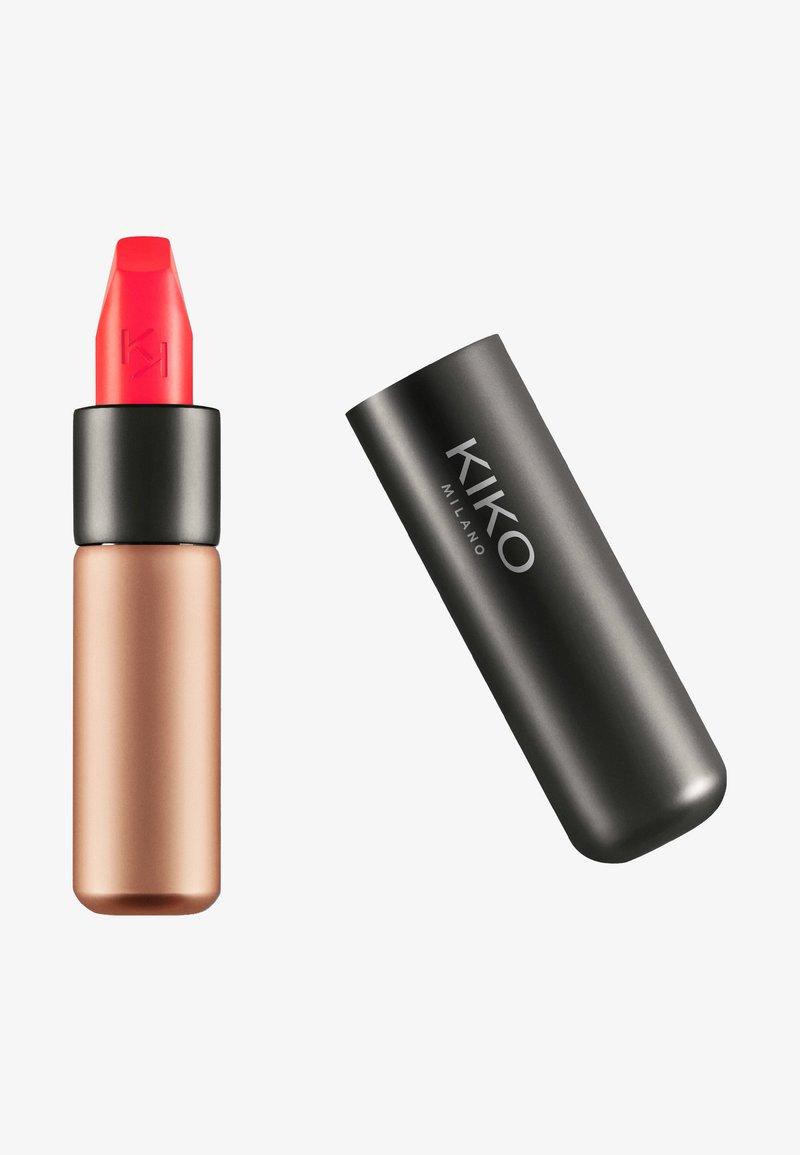 KIKO Milano - VELVET PASSION MATTE LIPSTICK - Lipstick - 330 coral