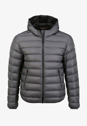 KAPUZE - Down jacket - grey