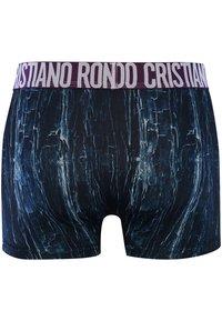 Cristiano Ronaldo CR7 - 4 PACK  - Pants - turquoise - 2