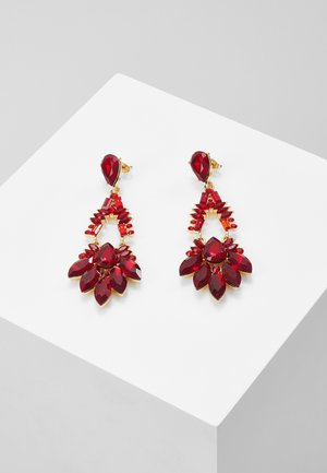 Earrings - chili pepper