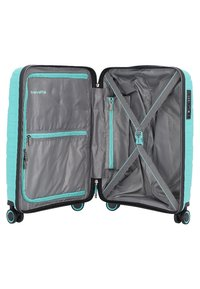 Travelite - MOTION 4-ROLLEN - Luggage - mint - 3