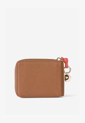 Peněženka - maroon brown
