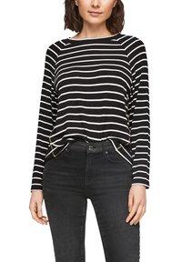 s.Oliver - Jumper - black stripes - 3