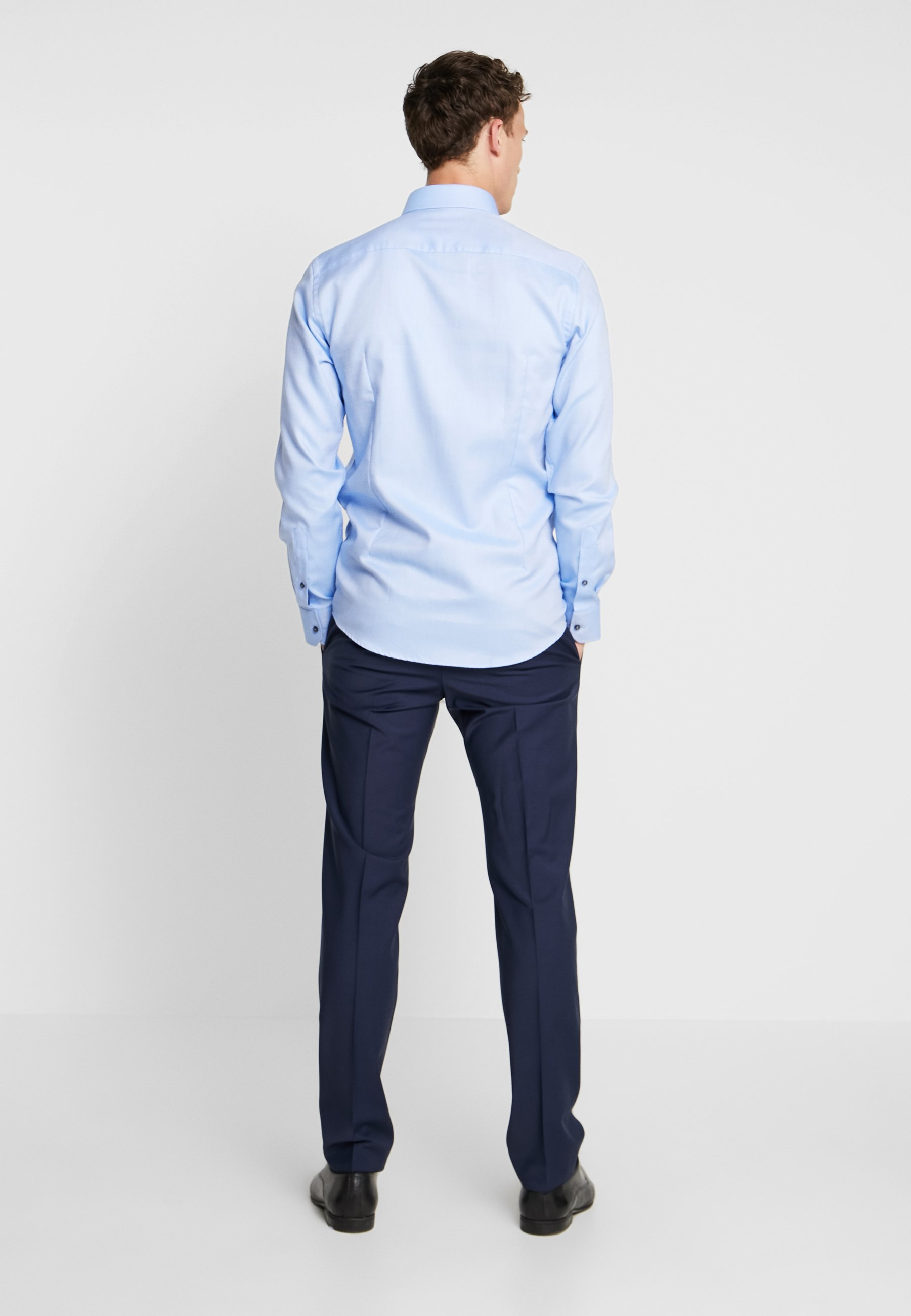 Rebajar Ropa de hombre Bruun & Stengade BARLOW Camisa elegante light blue dyafqR