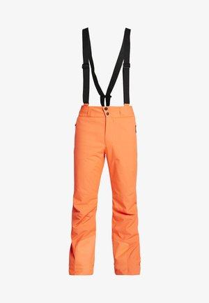 SCOTT - Snow pants - orange