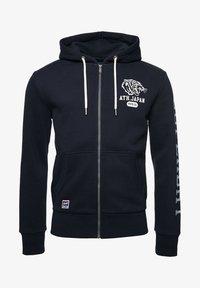 Superdry - Zip-up hoodie - nautical navy - 3