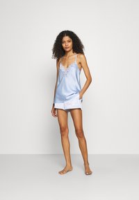 Etam - ROMARIN TOP - Haut de pyjama - bleu azur - 1