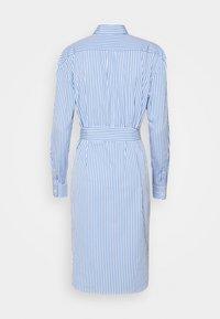 Polo Ralph Lauren - Shirt dress - white/blue - 1