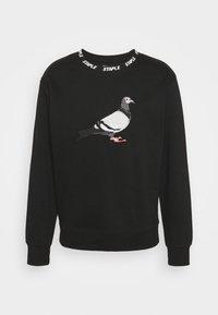 LOGO CREWNECK UNISEX  - Sweatshirt - black