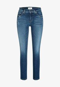 Cambio - PARIS ANCLE CUT - Slim fit jeans - blue - 0