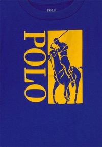 Polo Ralph Lauren - Print T-shirt - heritage royal - 1