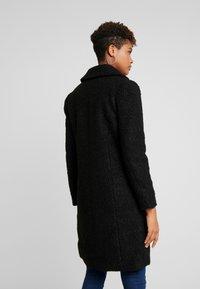 Vero Moda - VMCOZYDIANA JACKET - Classic coat - black - 2