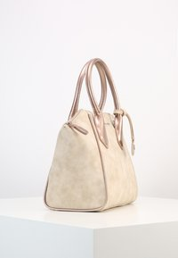 Tamaris - DELFINA - Handbag - sand - 4