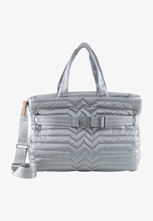 MERIBEL LEONIE - Shopper - silber