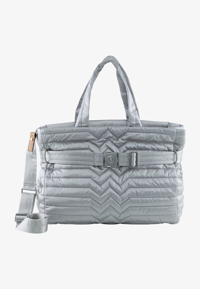 MERIBEL LEONIE - Shopping bag - silber