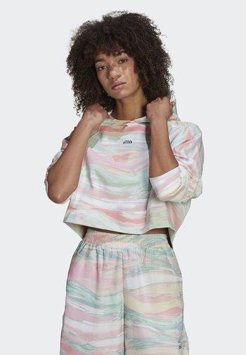 Sweatshirt - multicolor