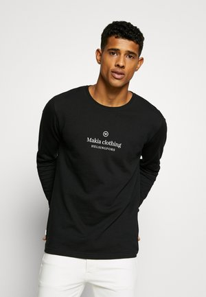 HORIZON LIGHT - Sweatshirt - black