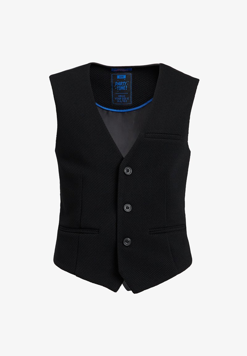 WE Fashion - Waistcoat - black