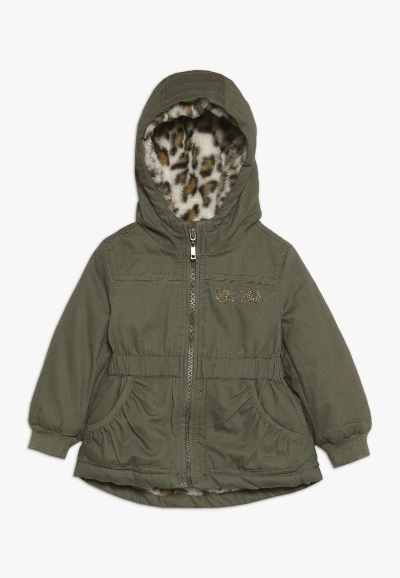 OVS - BABY PARKA JACKET - Winter jacket - dusty olive