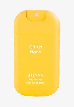 HAAN SINGLE HAND SANITIZER - Mydło w płynie - citrus noon