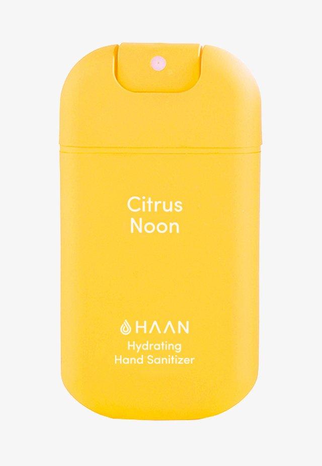 HAAN SINGLE HAND SANITIZER - Vloeibare zeep - citrus noon