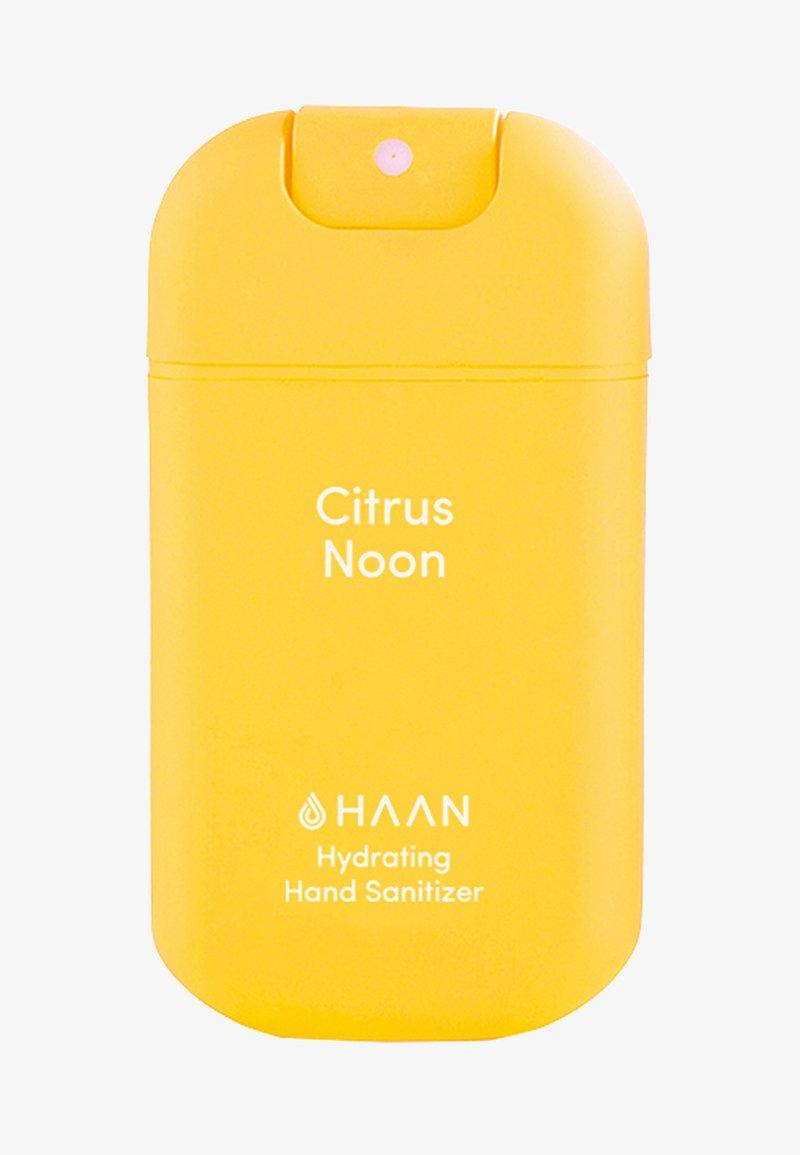 Haan - HAAN SINGLE HAND SANITIZER - Liquid soap - citrus noon
