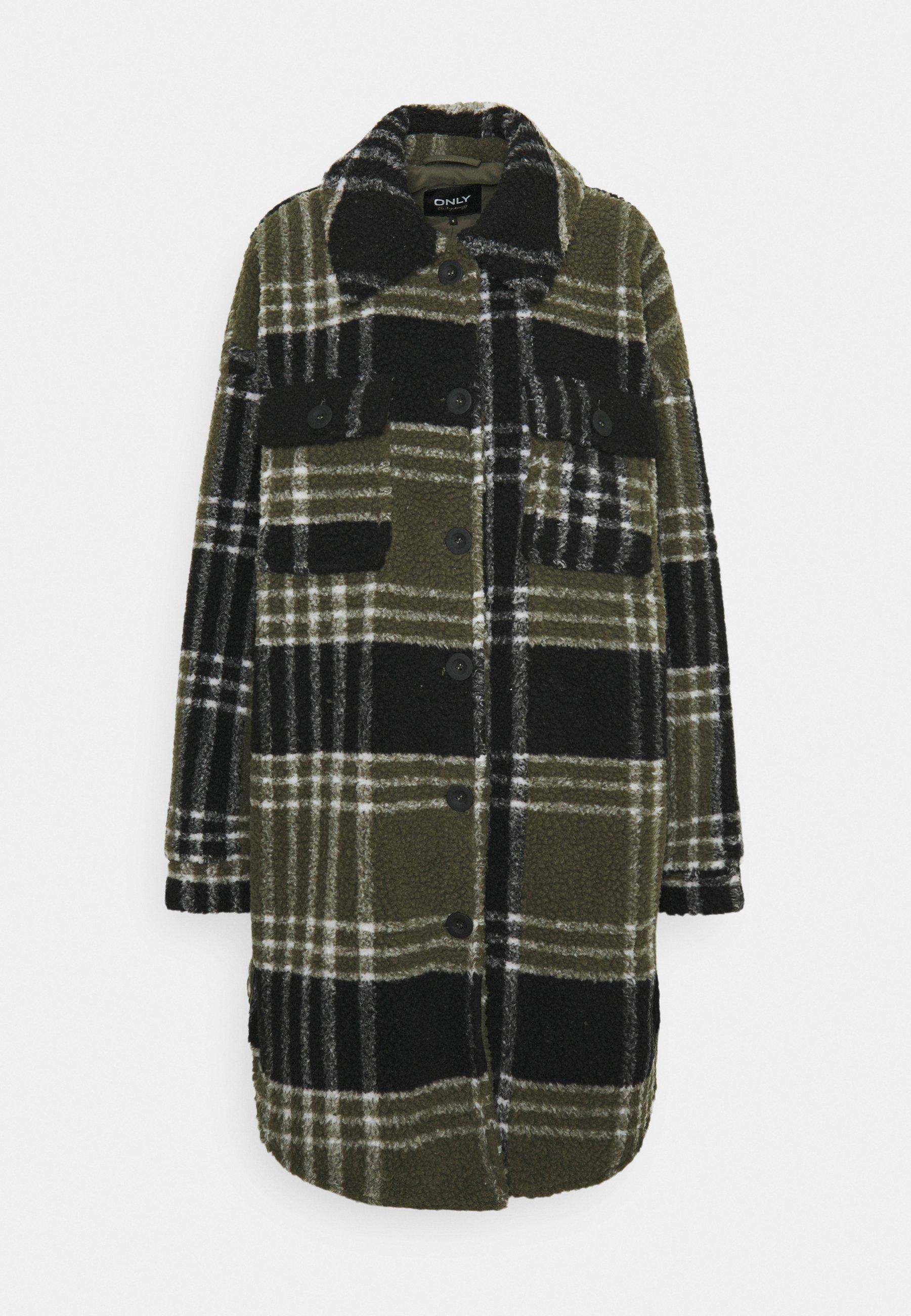Women ONLNEWCAMILLA SHACKET - Classic coat