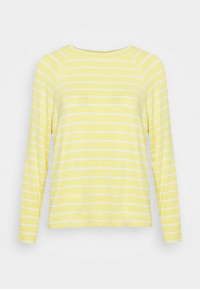 Sweter - lime yello
