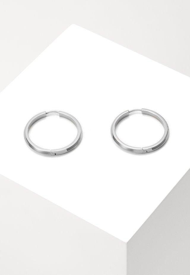 INSIGNIA - Øredobber - silver-coloured